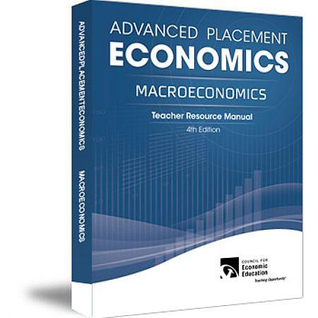 advanced placement economics macroeconomics student activities answer key